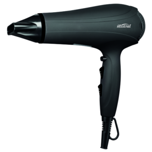 Hair Dryer Matte Black