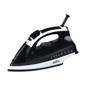 2400W Steam Iron Matte Black