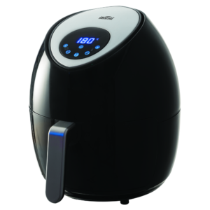 4 Litre Digital Air Fryer Black